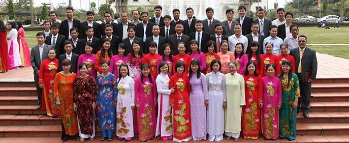 Trung tâm Dịch vụ tổng hợp - Trường Đại học Kỹ thuật Công nghiệp Thái Nguyên